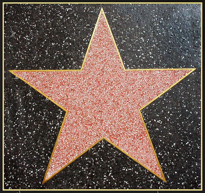 Hollywood Walk Star