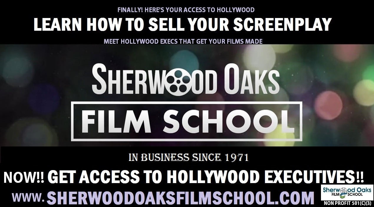Sherwood Oaks Advert